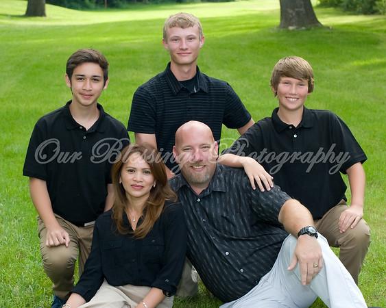 The Lattimer Family